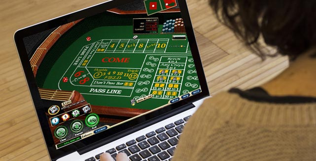Serious Involvement in Online Gambling