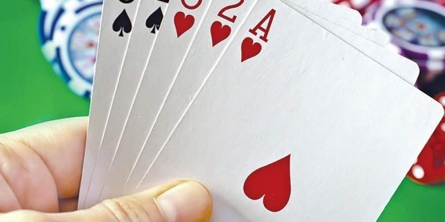 Games on casino