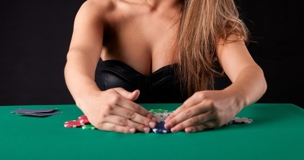 luck at poker
