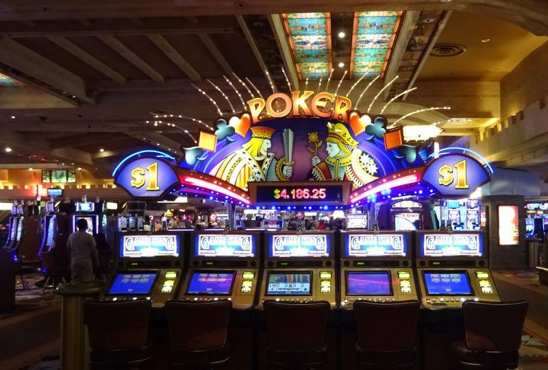 Slot Machine Games